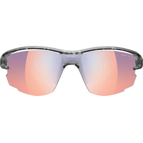 Julbo Aero Zebra Light Red - Gafas - gris/azul